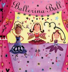 Cover of: Ballerina ball   Liz Pope, Kate Pope
