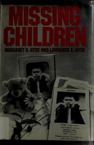 Cover of: Missing children   Margaret O. Hyde